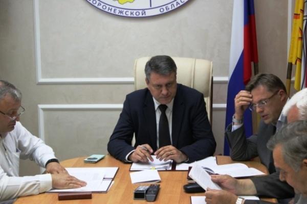 Сергей Канищев: «Задача по явке перед воронежским избиркомом не ставилась»