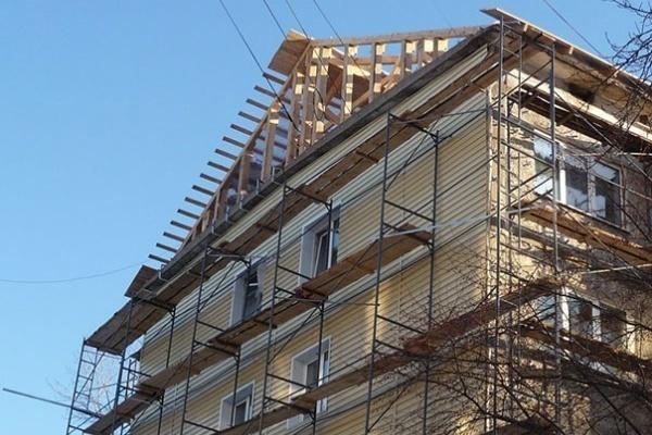 На капремонт воронежских домов выделят более двух миллиардов рублей