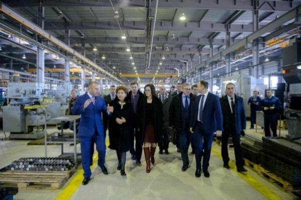 Министерство промышленности намерено развивать заводы Воронежской области
