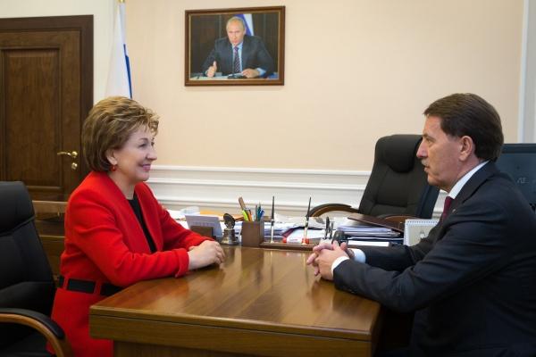 Воронежский губернатор рассчитывает на федеральные средства для инвалидов