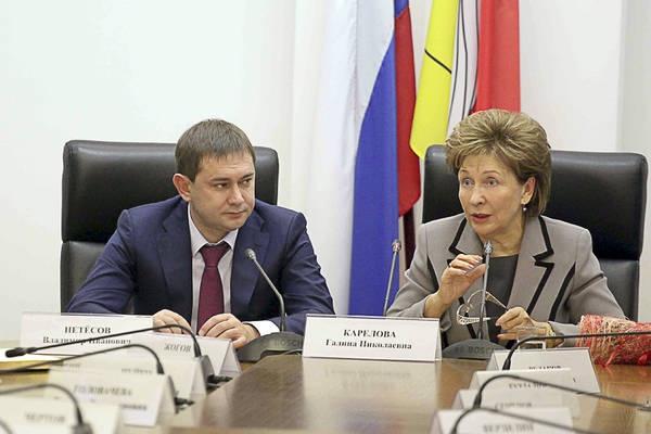 Галина Карелова: «Я очень признательна Воронежской области»
