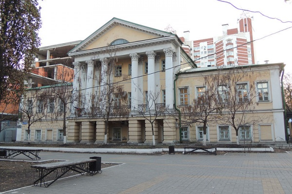 На реставрацию дома врача Мартынова в Воронеже власти потратят 24 млн рублей