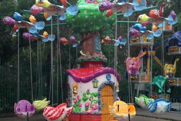 Губернатор поручил проверить аттракционы в воронежском парке «Танаис»