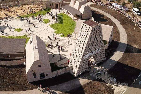 Проект экопарка «Каялов бор» в Россоши Воронежской области победил на всероссийском конкурсе
