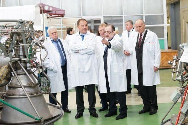 Глава Роскосмоса пообещал объединить воронежские заводы в 2018 году