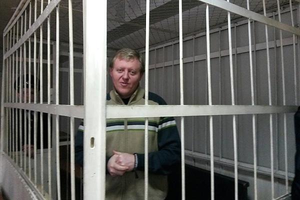 Михаил Сурин на суде в Воронеже отказался от условно-досрочного освобождения