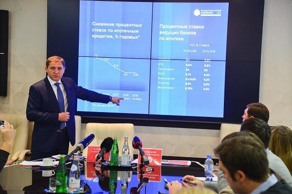 В Воронеже растет спрос на двушки и падает на «инвестиционные» квартиры для сдачи
