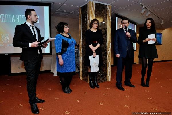 В Воронеже выбрали лучших авторов в деловой журналистике