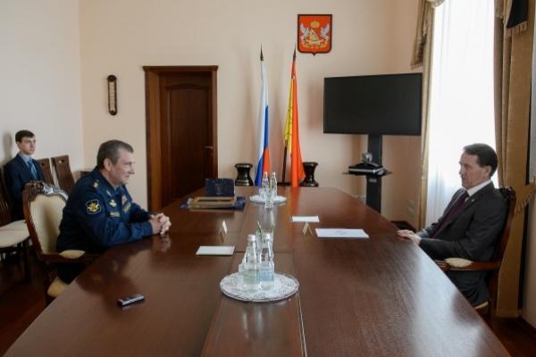 В Воронеже может появиться центр подготовки к военной службе