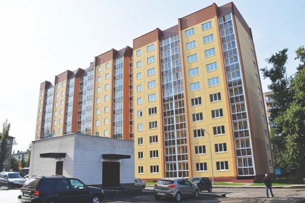 На месте ветхих домов в Воронеже появляются высотки