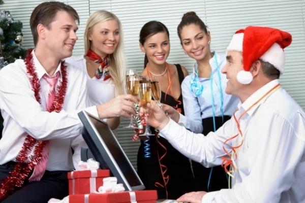 Как воронежцы отметят корпоративный Новый год?