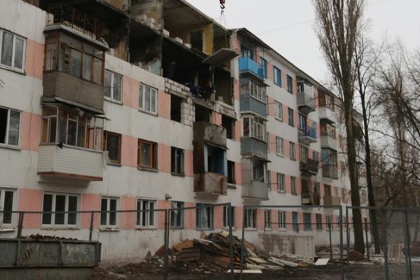 В Воронеже будут судить предполагаемого виновника взрыва в доме на Космонавтов