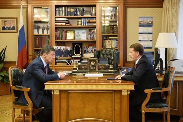 Воронежский губернатор попросил компенсировать регионам один процент налога на прибыль