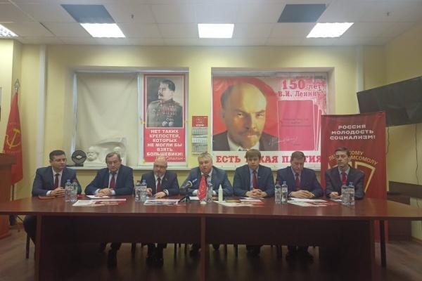 Главный воронежский коммунист поддержал убийство императора Александра II