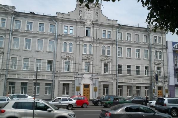 Мэрия Воронежа возьмет 3 млрд рублей в кредит у двух банков