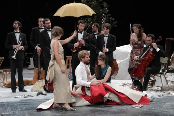 В Воронеже покажут оперу абсурда французского театра