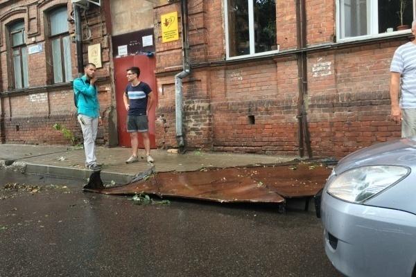 Правозащитникам снесло крышу, но воронежская мэрия вернёт ее на место