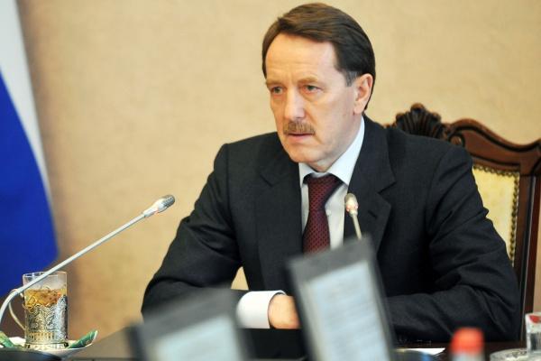 Воронежский губернатор  снова заговорил о крыше