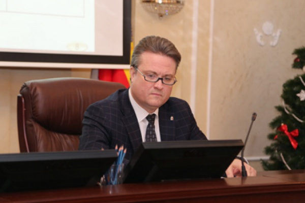 Врио мэра Воронежа сделал далеко идущие заявления