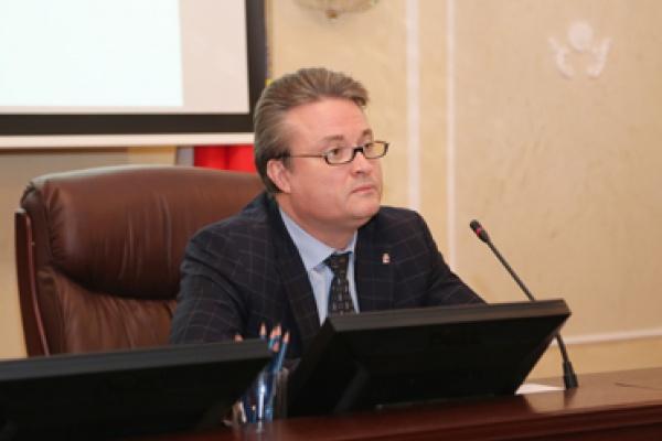 Врио воронежского мэра выразил уверенность в своем будущем