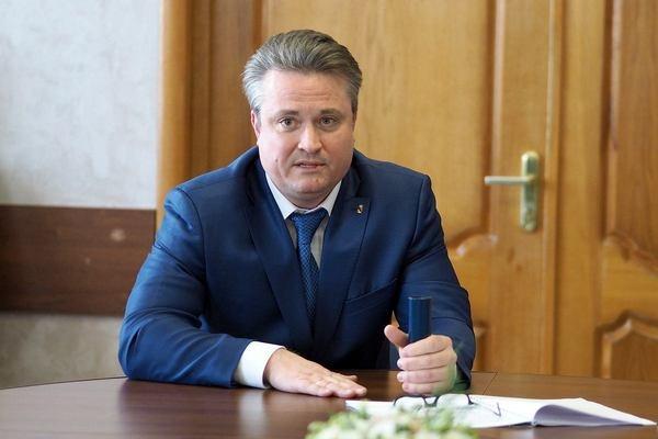 Мэр Воронежа: «Понял, что готов стать самостоятельным руководителем»