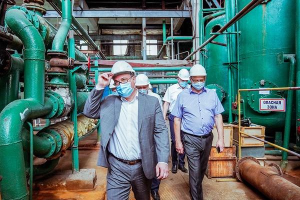 В модернизацию городского теплоэнергетического хозяйства Воронежа вложено уже 1,2 млрд рублей