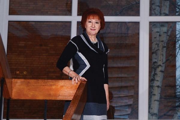 Галина Кудрявцева выбрала себе Воронежский округ