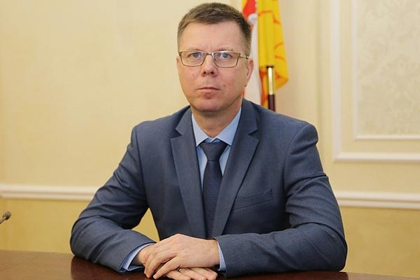 Артур Кулешов официально стал главой департамента строительной политики Воронежской области