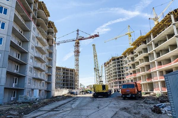 Воронежские строители досрочно сдали миллион квадратных метров жилья