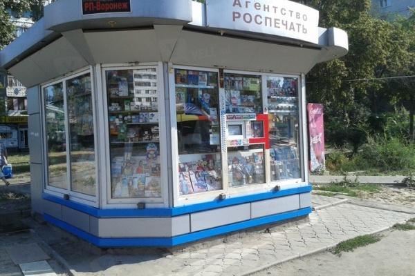 В августе в Воронеже снесут еще почти 60 ларьков