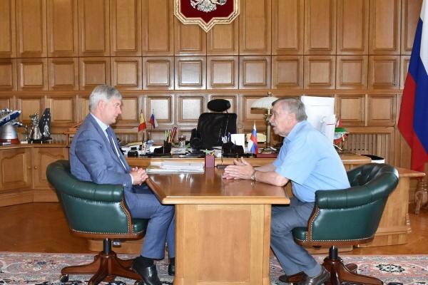 Воронежские власти заинтересовались «сменой ролей» в театральной среде