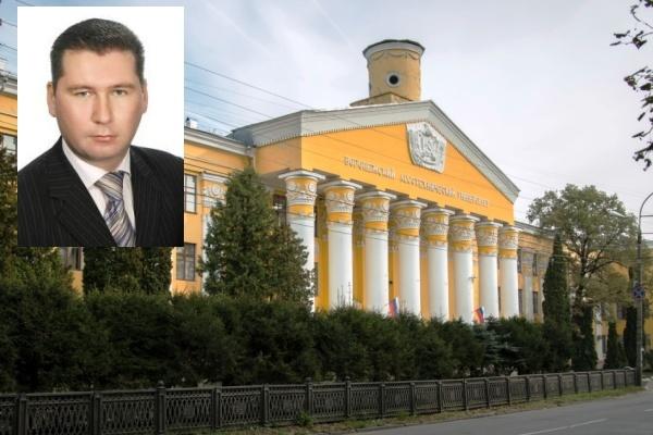 Воронежскому лестеху выбрали ректора