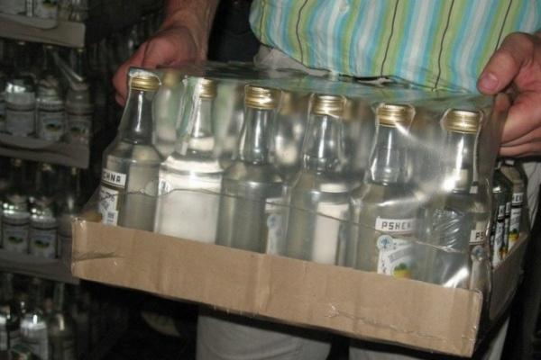 Власти  Воронежа пообещали не прекращать борьбу с нелегальным алкоголем