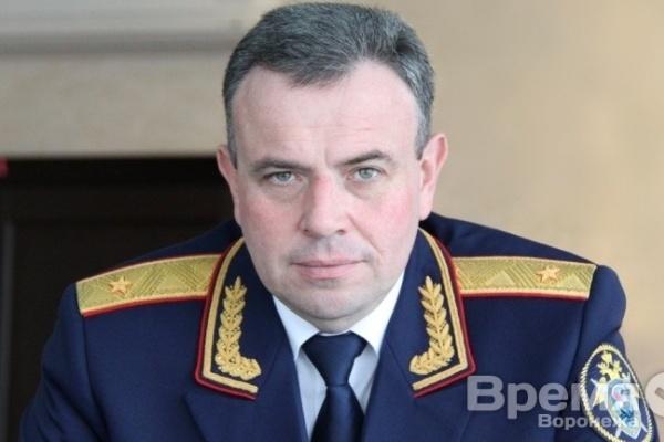 Глава воронежского следственного комитета едет в Терновку
