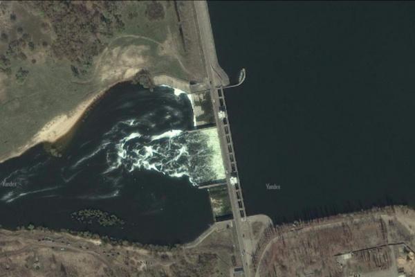 Ремонт моста через водосброс Воронежского водохранилища наметили на 2018 год