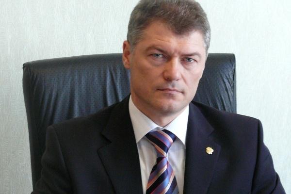 Воронежский вице-премьер отметил свое 50-летие