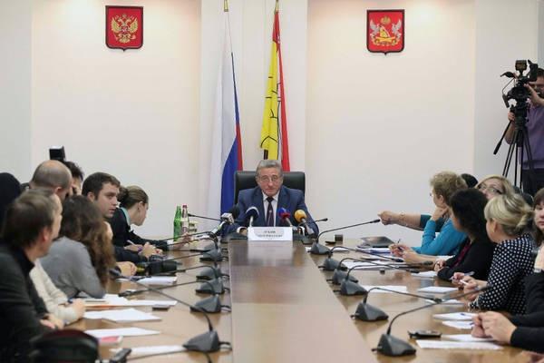 Воронежские сенаторы за год увеличили свои доходы