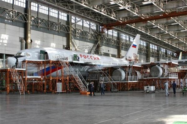 Воронежский авиазавод  -  уникальный   партнер в производственной кооперации