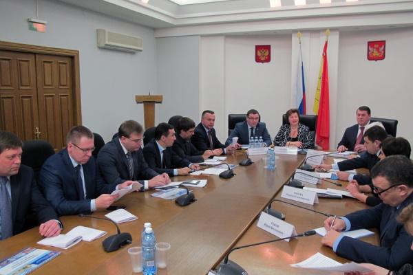 Воронежский вице-губернатор: «Будем уходить вниз»