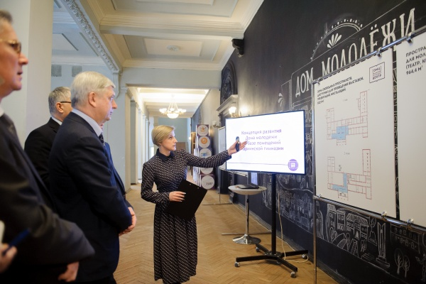 Проект реставрации воронежской Мариинской гимназии доработают за 8 млн рублей