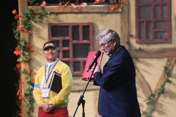 Воронежский «Маршак» стал международным