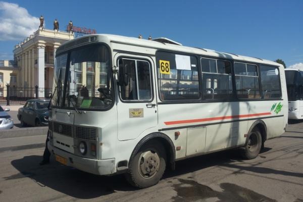 За угрозу жизни пассажиров воронежских перевозчиков оштрафуют