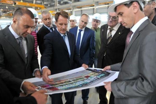 Воронеж посетил «инвестиционный ревизорро»