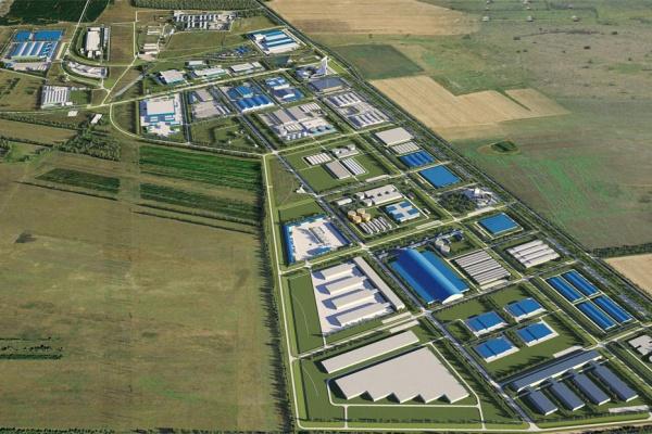 Воронежскому индустриальному парку выписали 194 млн