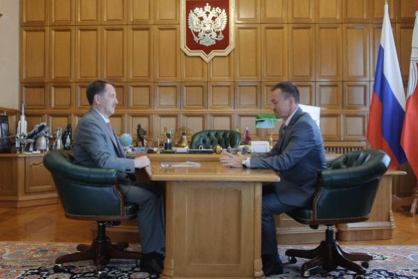 Юрий Матузов рассчитывает на ещё один срок в качестве главы Бутурлиновского района