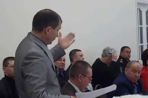Коммунист из Борисоглебска «накатал телегу» на воронежского вице-губернатора