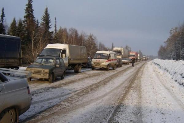 Названы самые опасные дорожные участки в Воронежской области
