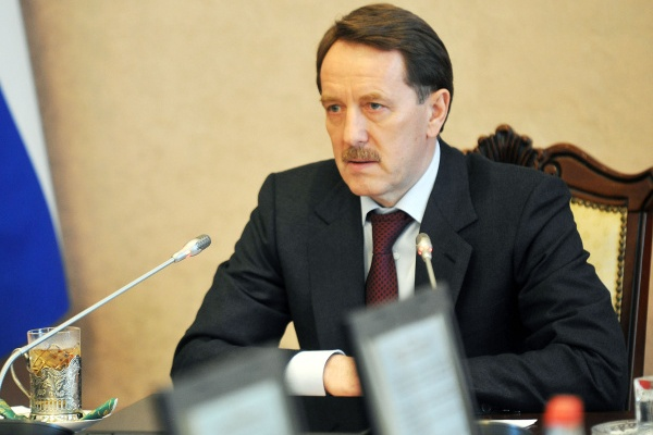 Воронежский губернатор не попал в первую тройку Медиалогии