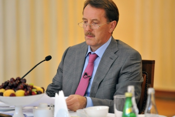 Воронежский губернатор не говорит о ЖКХ