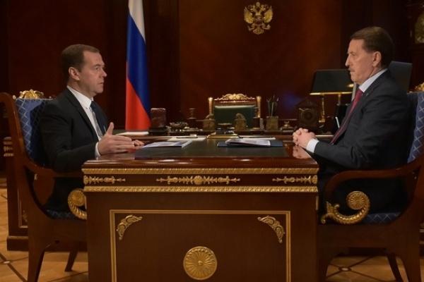 Воронежской области помогут крупные госзаказчики и малый бизнес